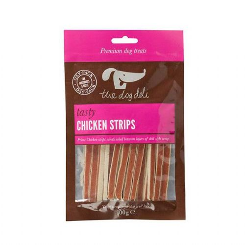 Chicken Strips 100g